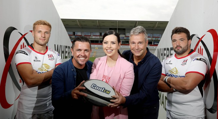 Ulster Rugby Cool Fm