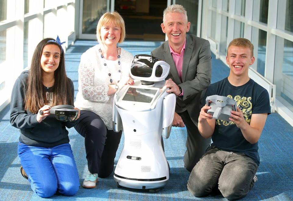 Novosco Cloud Camp in partnership with Ulster University