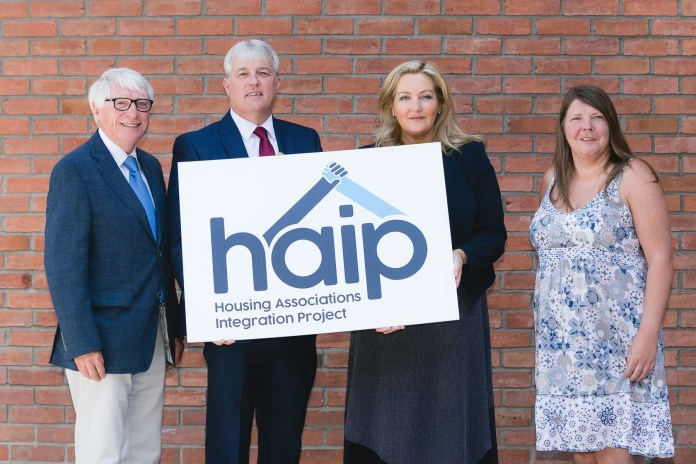 Housing Associations Integration Project (HAIP) Launches