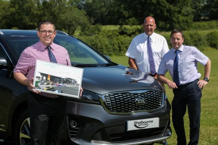 Shelbourne Motors announces Kia dealership for £5m complex in N