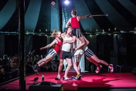 Eastside Arts Festival Circus
