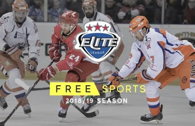Elite League Ice Hockey
