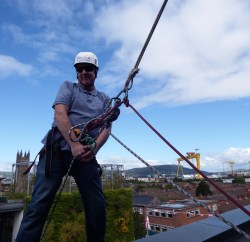 'Mission Impossible' Skainos Abseil