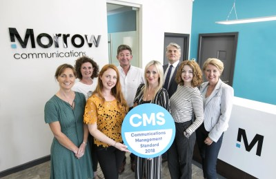 Morrow achieves CMS Group 2