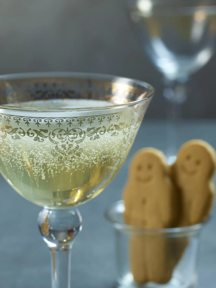 Extra Special Gingerbread Gin Liqueur