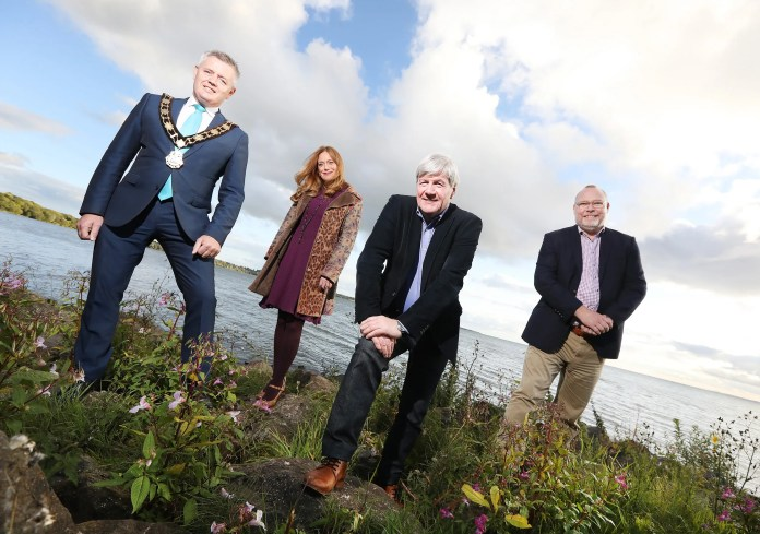JOE MAHON LAUNCHES NEW LOUGH NEAGH SERIES ON UTV