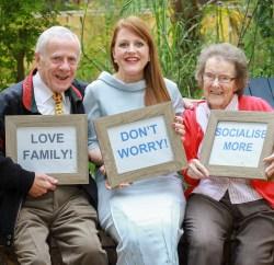 Celebrating International Day for Older People