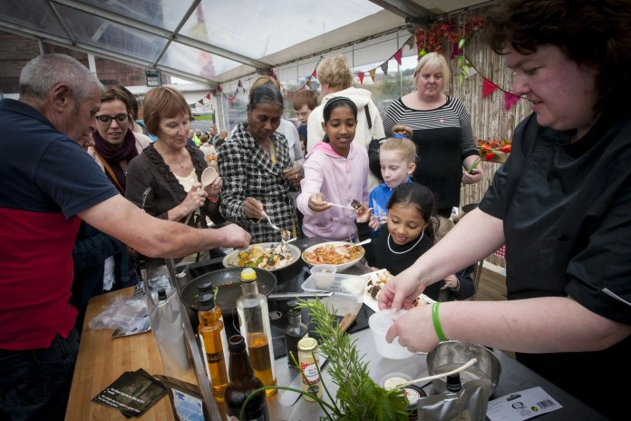 Derry City Slow Food Festival
