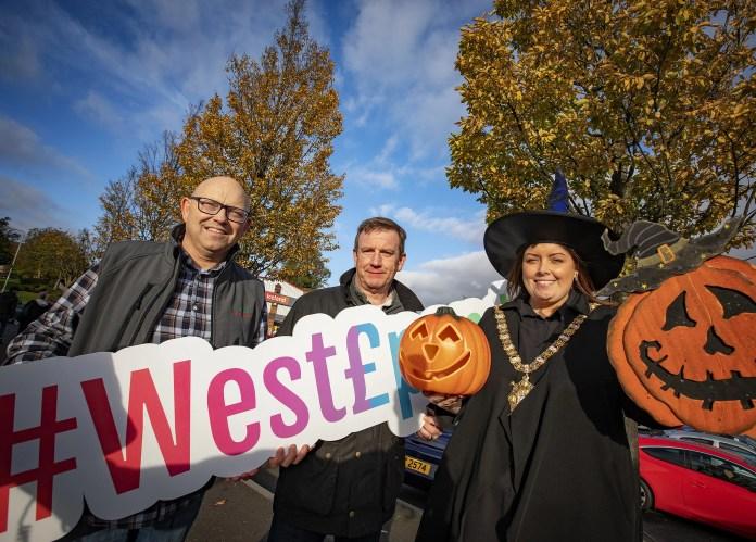 West Belfast Halloween