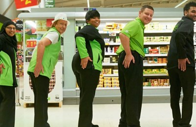 Asda's Income Tracker