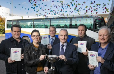 Bus + Train Week Corporate Challenge Winners 2018