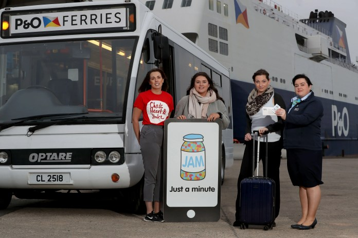 P&O FERRIES BECOMES A JAM CARD FRIENDLY BUSINESS