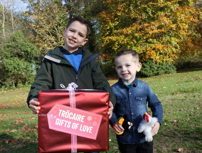 Co Antrim kids launch Trocaire gifts campaign