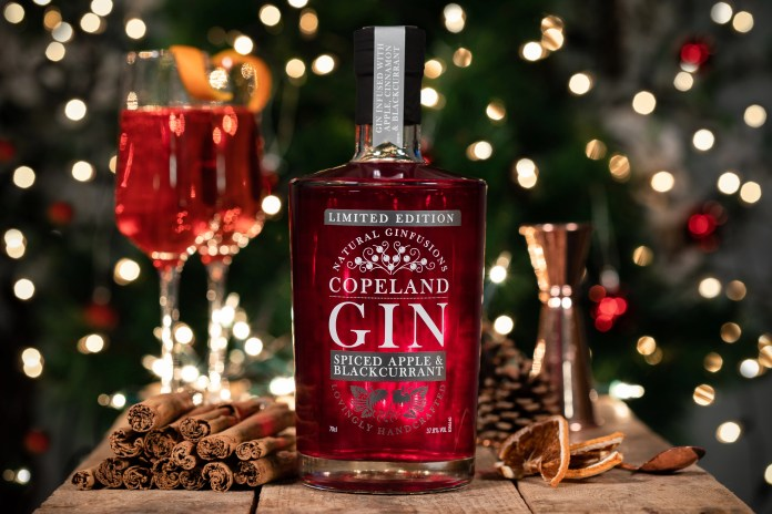 Copeland Gin Winter