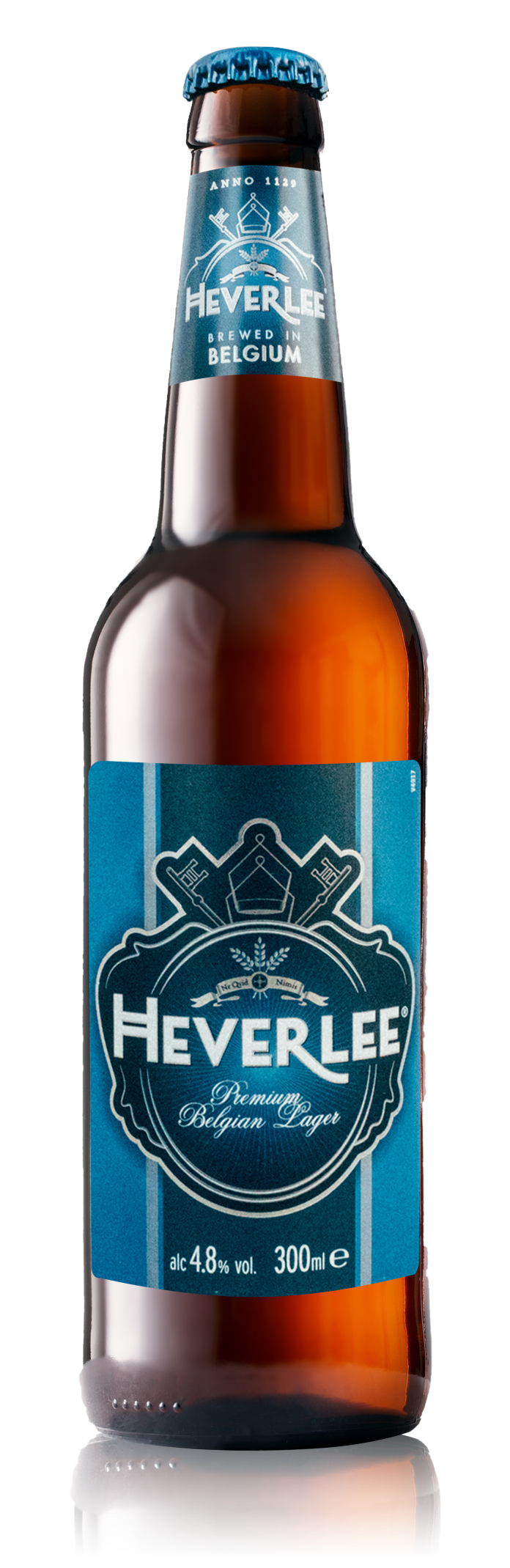 DUE TO MASSIVE ON TRADE DEMAND HEVERLEE LAUNCHES 300ML BOTTLE