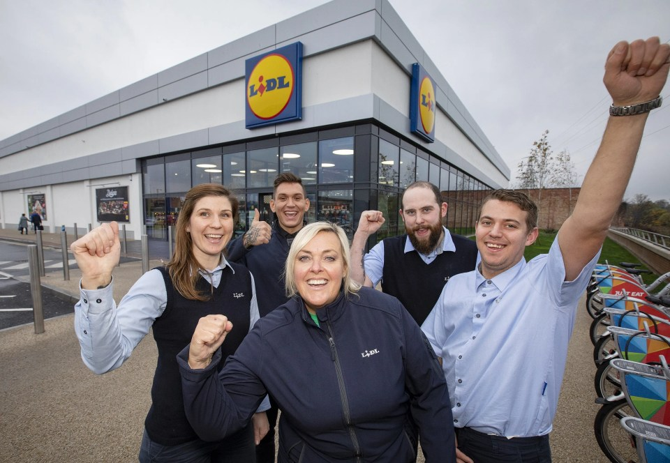 Lidl Northern Ireland