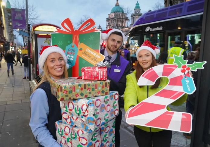 Translink Christmas Fares