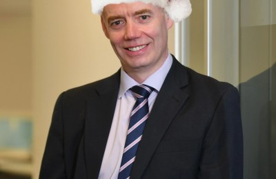 Conor Walls - Managing Director, Exchange Accountants #Christmas