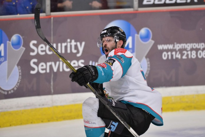 Sheffield Steelers 2-4 Stena Line Belfast Giants