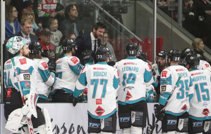 Cardiff Devils vs Belfast Giants