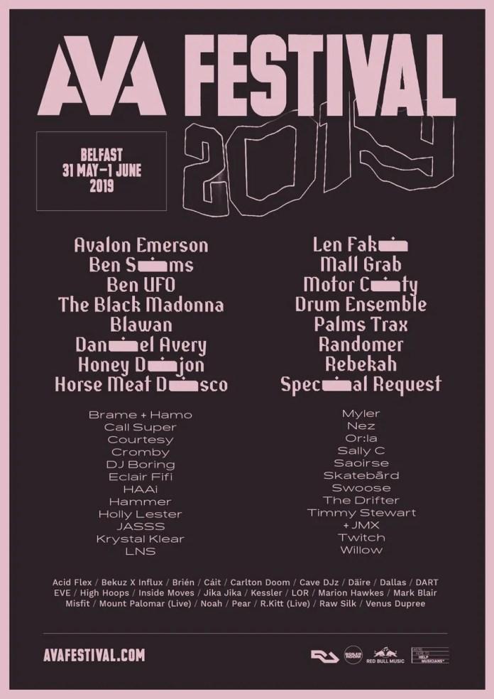 AVA Festival Belfast 2019