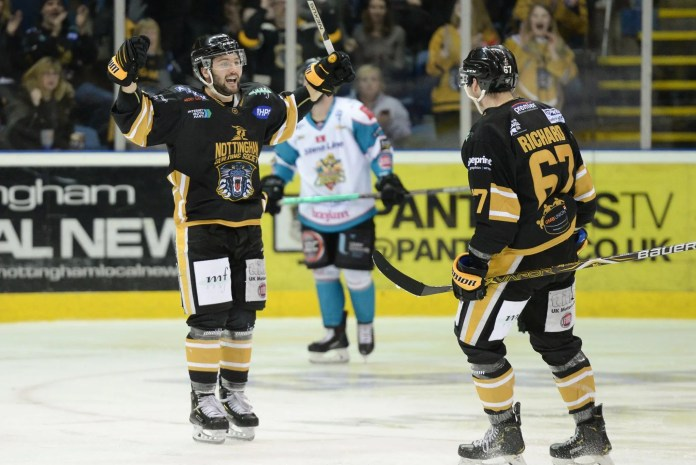 Nottingham Panthers 3-2 Stena Line Belfast Giants