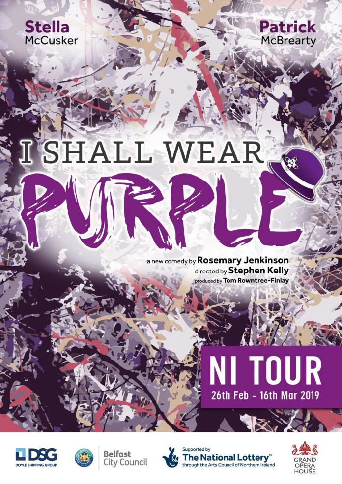 I shall wear purple