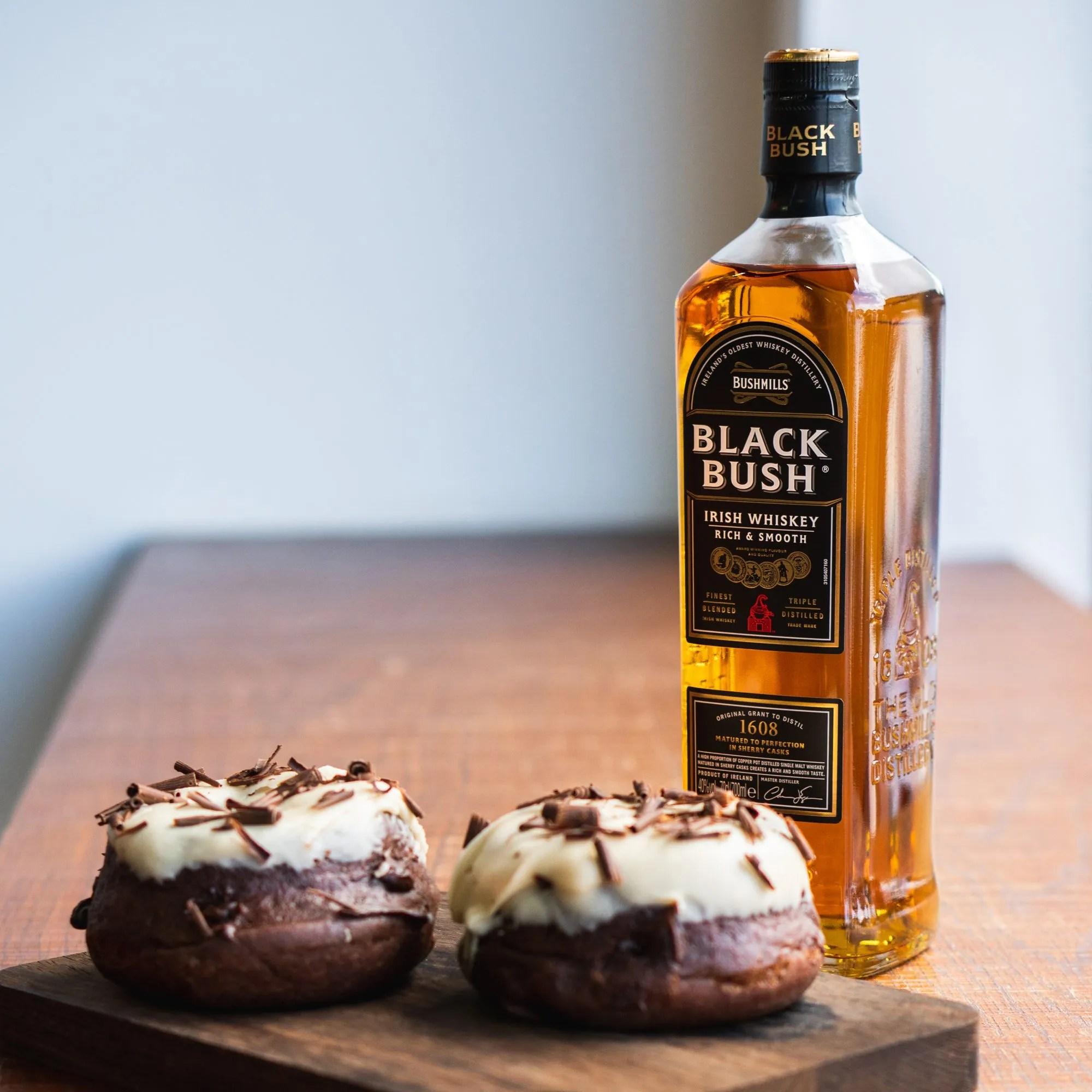 Guilt Trips Bushmills Irish Whiskey Donut Is Here