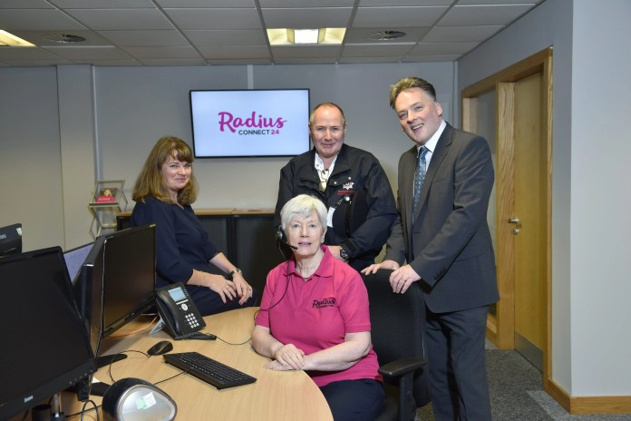 New Radius Connect 24 service facilitates independent living and can save health service millions.