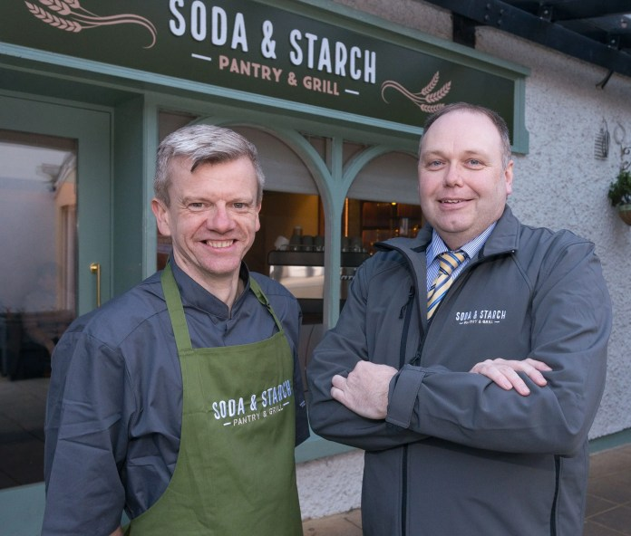 Derry-Londonderry based eatery, 'Soda & Starch Pantry and Grill'