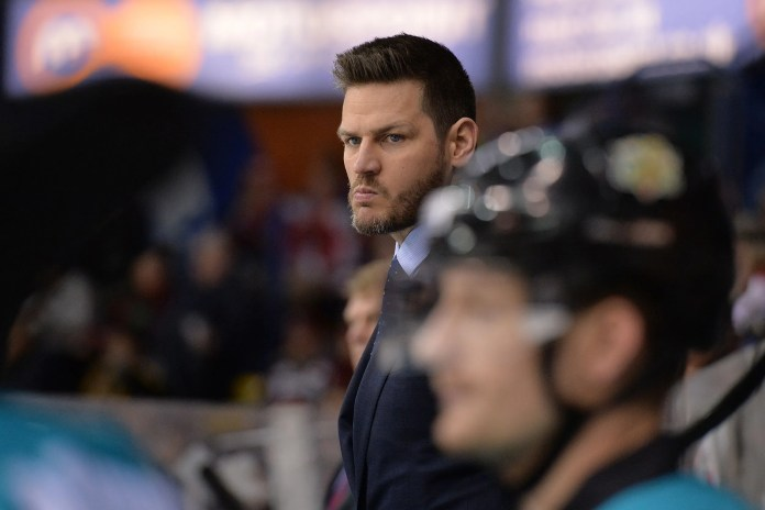 Adam Keefe Belfast Giants