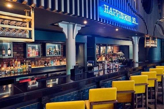 New Look Malmaison Bar Belfast