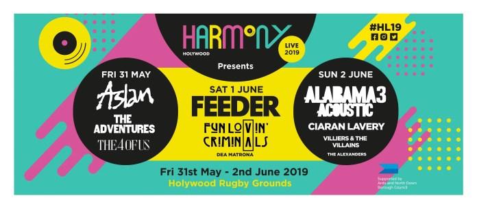 Harmony Live Festival Holywood