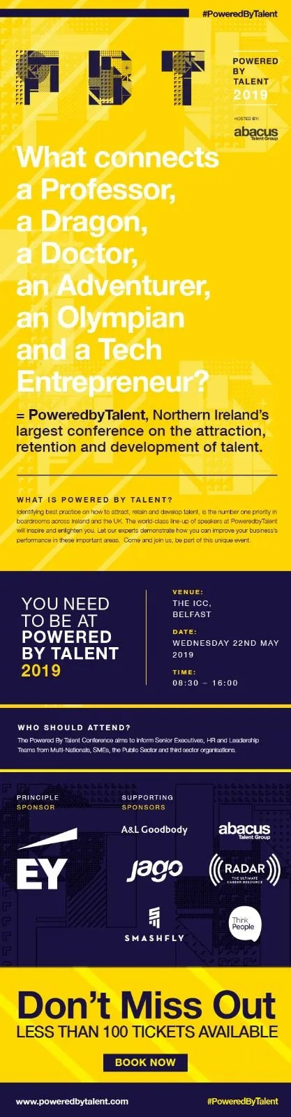 Powered By Talent 2019