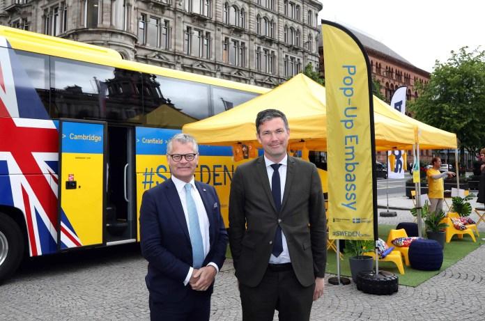 Sweden Belfast