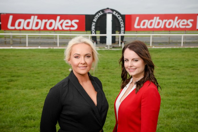 Ladbrokes has been unveiled as the new sponsor of Down Royal's