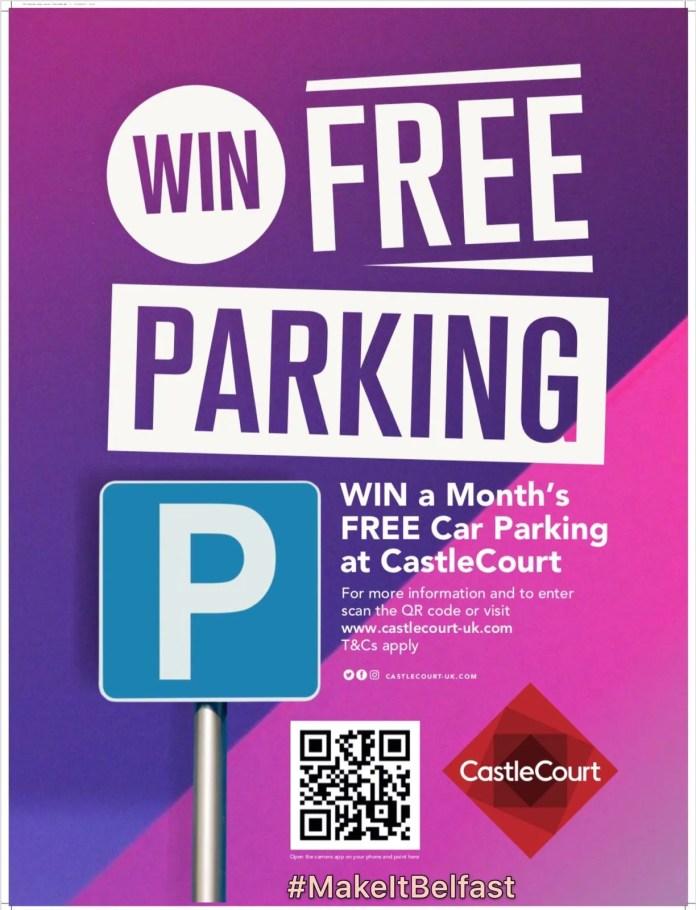 CastleCourt Car parking