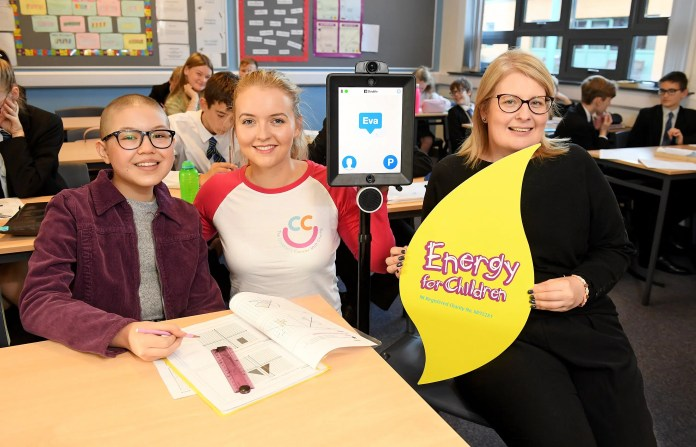 Back to School Boost for Children's Cancer Unit Charity