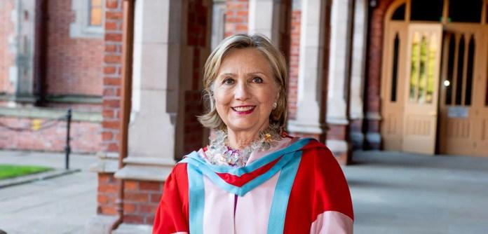 Hillary Clinton Queen's University