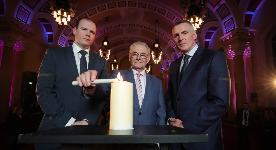 HMD 2020: Regional commemoration hears calls for people to 'Stand Together'