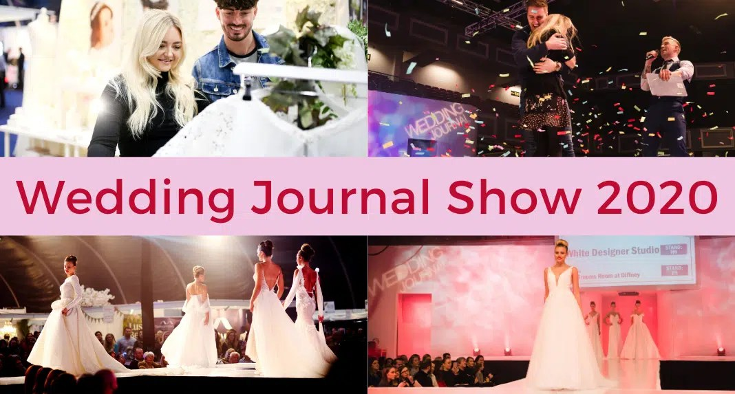 Wedding Journal Show 2020!
