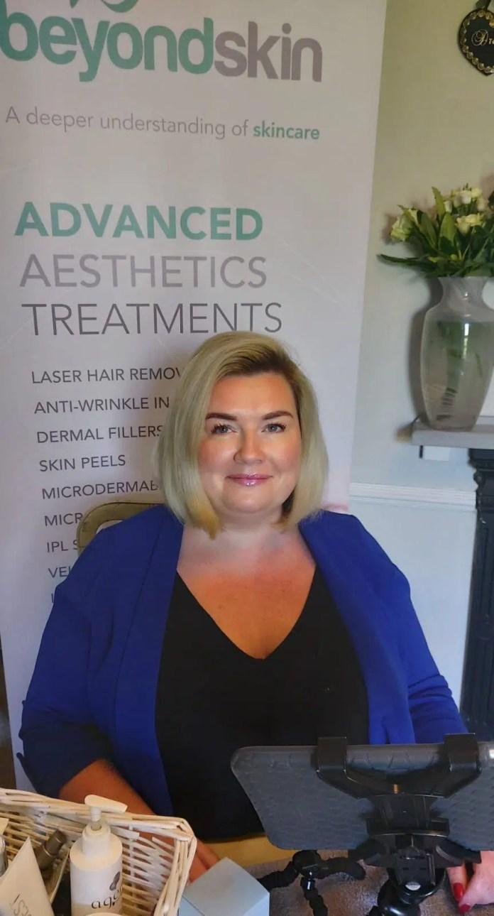 Fiona Barr, Beyond Skin Clinic (1)