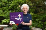 MOVE WITH MARY – Age NI and Lady Mary Peters launch Lockdown Fitness for Older People