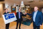 Holiday Inn Express Belfast City Centre re-opening offer