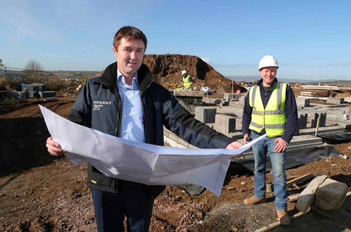 HAGAN HOMES STARTS CONSTRUCTION ON 20 NEW HOMES IN £4.75M EAST BELFAST DEVELOPMENT
