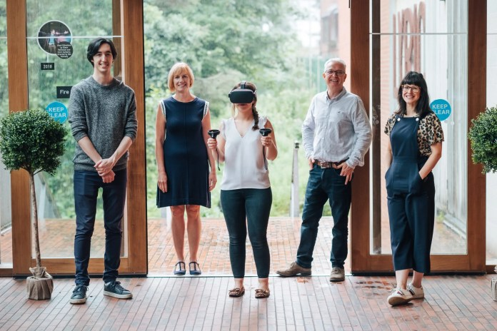 Lyric Theatre Belfast is leading the way on a vital exploration of the future role of digital experiences within theatre.
