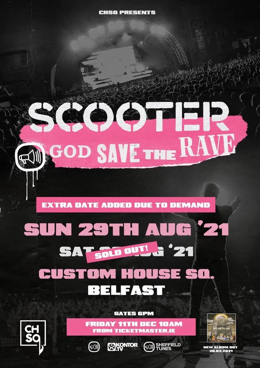 Scooter Belfast