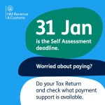 Self Assessment deadline: less than one month to go