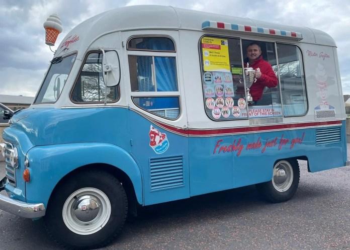 Ice Cream Van of the Year 2021