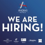 Andras Hotels are Hiring